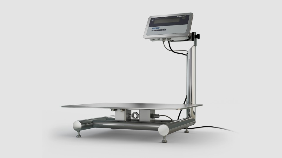 Industrial Scales & Checkweighing