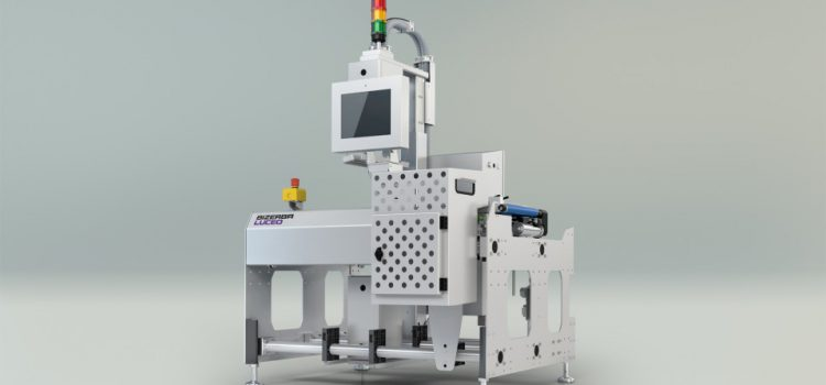 Checkweigher Vision Inspection