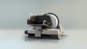 Preventing injuries with deli meat slicers